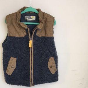 Oshkosh Fuzzy Vest